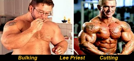 lee priest - BulkingxCutting