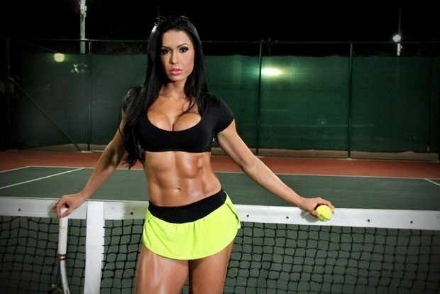 MUSAS FITNESS –  GRACYANNE BARBOSA