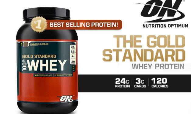 Whey Protein Gold Standart 900gr Optimum Nutrition