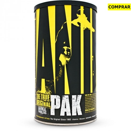 comprar Animal Pak da Universal Nutrition