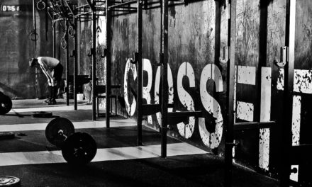 Maromba Old School e Crossfit
