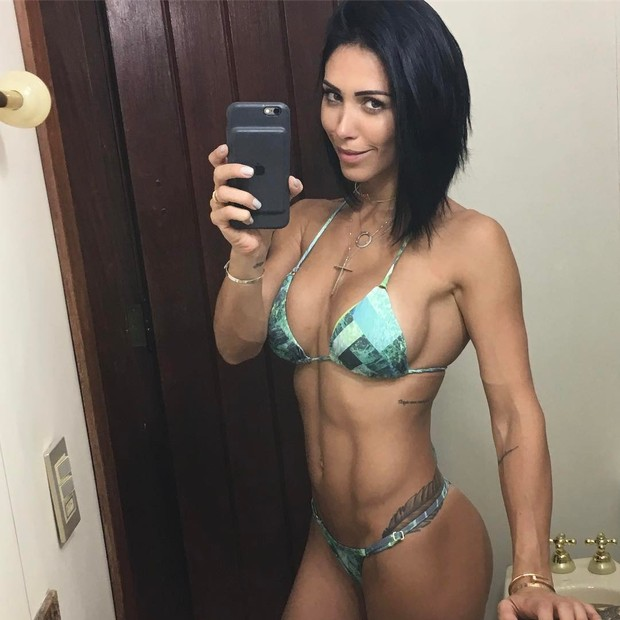 musa fitness Bella Falconi